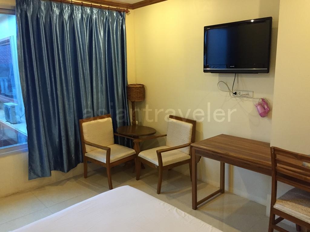 La Ong Dao Hotel 1(ラオンダオ ホテル)の室内