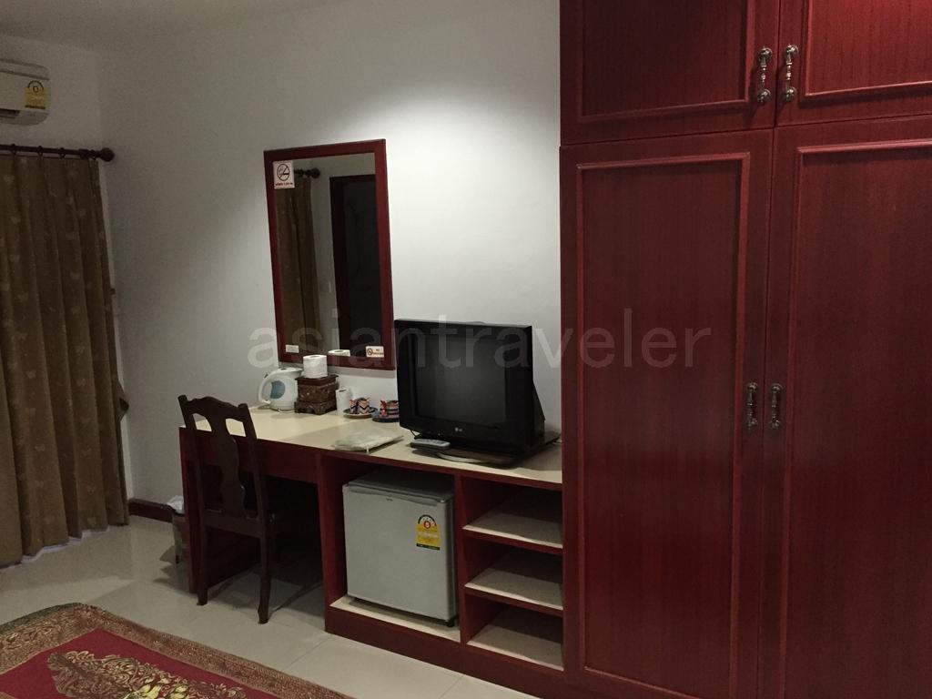 タイ・コンケン「Phanthipha Residence(パンティッパ レジデンス)」の部屋
