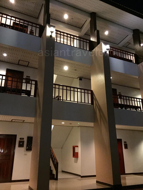 タイ・コンケン「Phanthipha Residence(パンティッパ レジデンス)」の外観