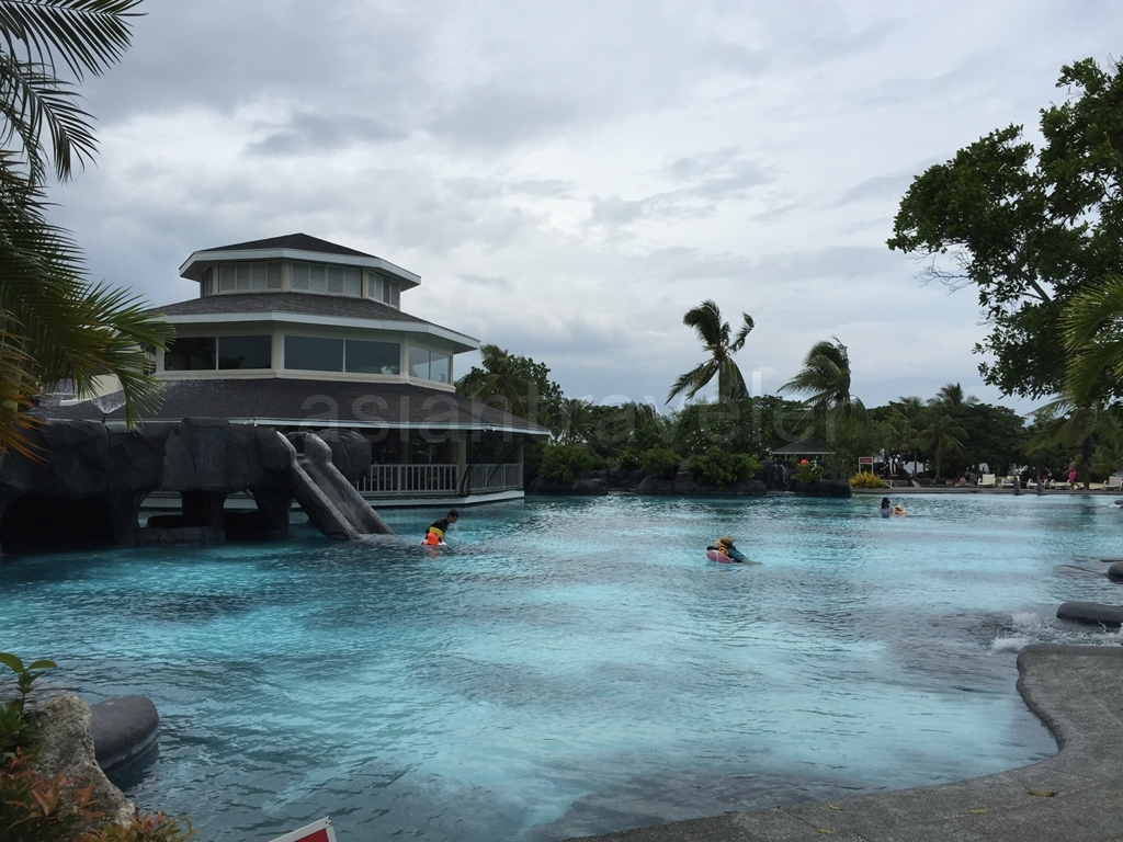 Plantation Bay Resort & Spa(プランテーションベイ リゾート&スパ)の大きなプール