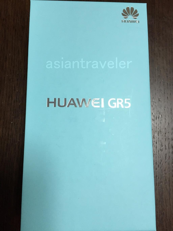 HUAWEI GR5 SIMフリー