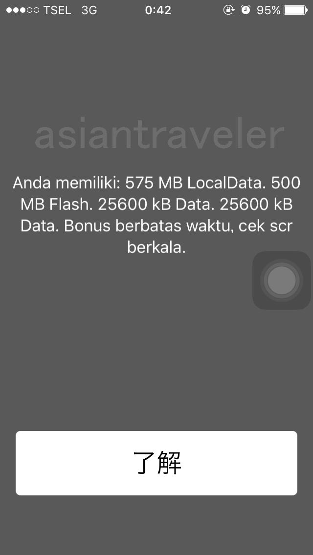 Telkomsel Simcard